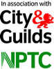 City & Guilds, NPTC Logo