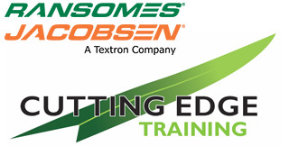 Cutting Edge Training, Ransomes and Jacobsen